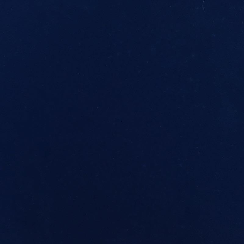 Navy Blue Flocking