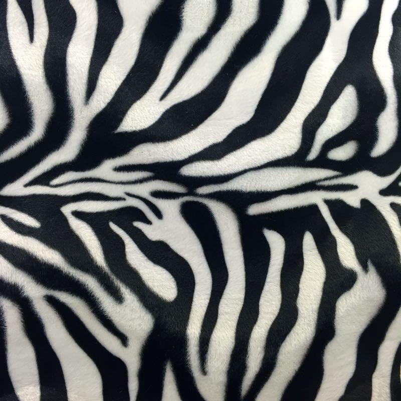 Image of: Images Velboa Animal Prints 02 Zebra White Big Larger Image Fabric Base Inc Velboa Animal Prints 02 Zebra White Big 715 Velboa Animal Prints